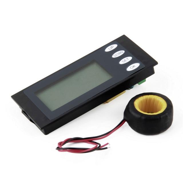 100A AC Digital LED Power Meter Monitor Voltage KWh Watt Voltmeter Ammeter Worldwide Store 2017 Hot Sale