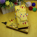 Pokemon Pikachu Largo Carpeta de LA PU Para Niños Chicas Linda Sonrisa de La Moneda Dinero Titular