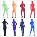 (A1-027) Новая мода 2017 горячая хэллоуин комбинезон спандекс мужчин фетиш блестящий lycra сексуальный костюм гей