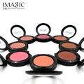 IMAGIC  Makeup Cheek Blush Powder 8 Color blusher  different color  Powder  pressed Foundation Face Makeup Blusher