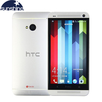 Original HTC One 32GB International Edition Mobile Phone 4 7 IPS Qualcomm Quad Core 2G RAM