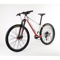 2017 Ultralight 22 33 Speed Carbon Fiber Frame Mountain Bike MTB Bicycle 27 5 Montagna Bicicletas