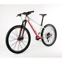 2017 Ultralight 22 33 Speed Carbon Fiber Frame Mountain Bike MTB Bicycle 27 5 Montagna Bicicletas