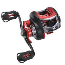 Baitcasting Reel 11 Lb Powerful Drag Casting 7.1:1 Gear Ratio Ultra Smooth Fishing 6 +1 BB Re