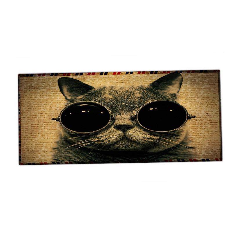 Xüsusi böyük oyun siçan pad 900 * 400 siçan mat kənarın - Kompüter periferikler - Fotoqrafiya 5