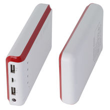 Transportable Pill Backup Energy Charger 20000mAh Energy Financial institution Twin USB Output for Samsung iPhone Telephones