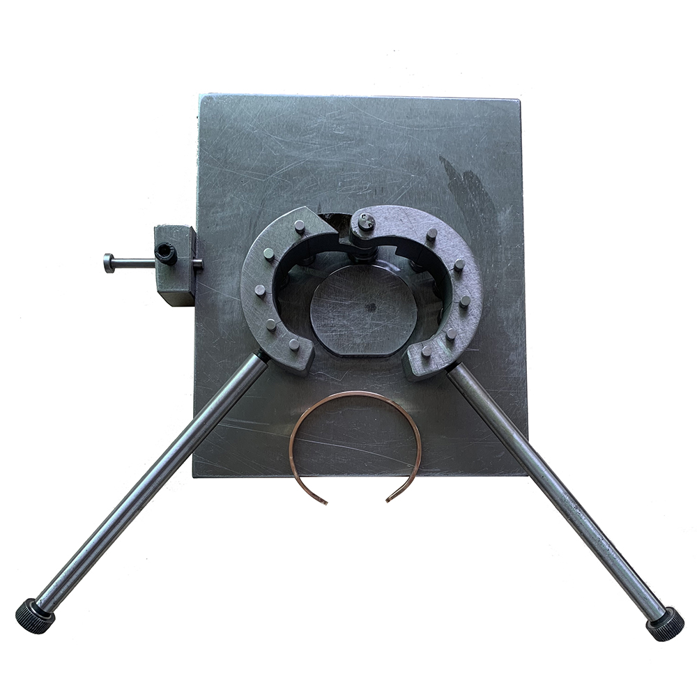 Jewelry Making Tools C Type Bend Machine Stainless Steel Cuff Bangle Making Molds Equipment For Jewellery SL-085