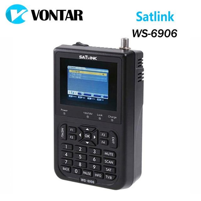 Manual Satlink Ws-6906 Em Portugues