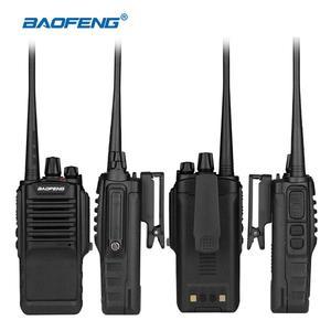 Image 4 - BAOFENG BF 9700 8W IP67 Waterproof Two Way Radio UHF400 520MHz FM Transceiver with 2800mAh battery Ham Radio Walkie talkie