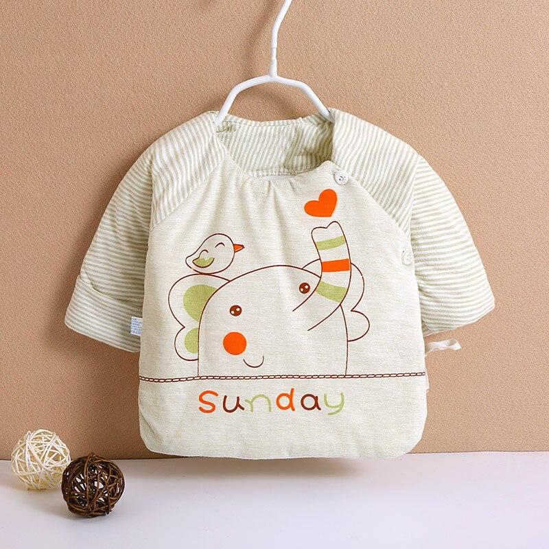Bibicola Neugeborenen Baby Kleidung Kleinkinder Baby Pyjamas Tops Bebes Langarm T Shirts Baumwolle Kleinkind Jungen Schlaf Tragen 100% Original