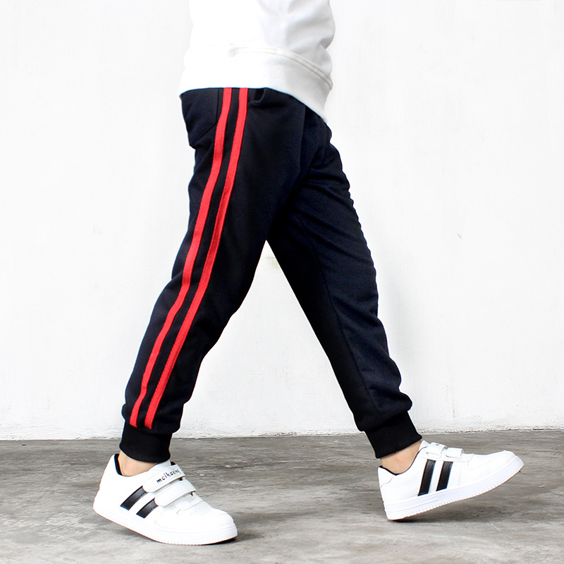 Children 39 s pants 2019 spring and autumn new children 39 s clothing boys 39 sports pants girls casual loose trousers children 39 s pants in Pants from Mother amp Kids