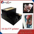Oferta de la fábrica de la impresora UV de tamaño A4 para material duro para imprimir y COPIAR software incluido, DHL/Fedex envío gratis