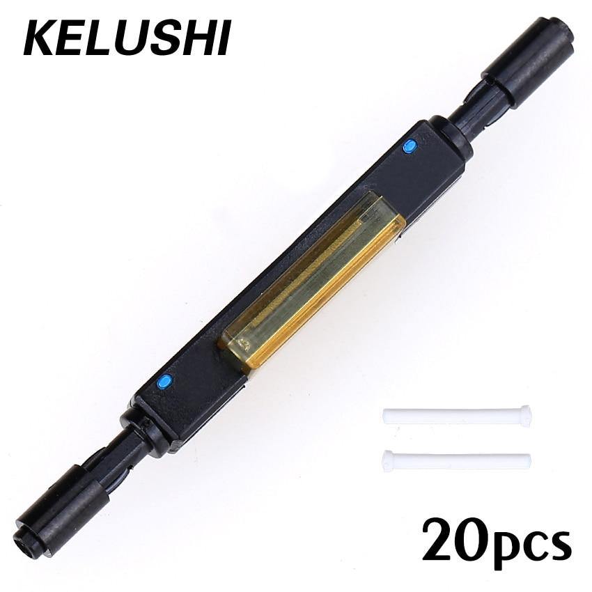 Mechanical splice of fiber optic cable essay