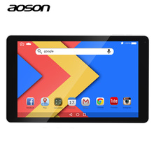 2017 AOSON R102 10.1 inch Tablet PC Android 6.0 Quad Core HD 1280×800 IPS Screen 1GB RAM 16GB ROM 5MP dual camera GPS