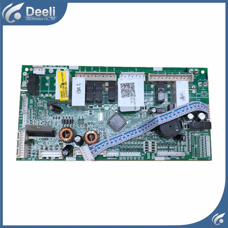 95% new Original good working for refrigerator module board frequency inverter board driver board 0064001128A 95% new original for refrigerator inverter board computer board vcc3 0193525047 tested working
