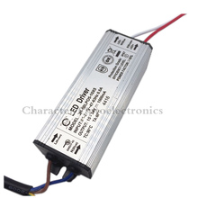 10pcs High Quality LED Driver DC15-34v 50w 1500mA 5-10x5w Power Supply Waterproof IP67 FloodLight Constant Current
