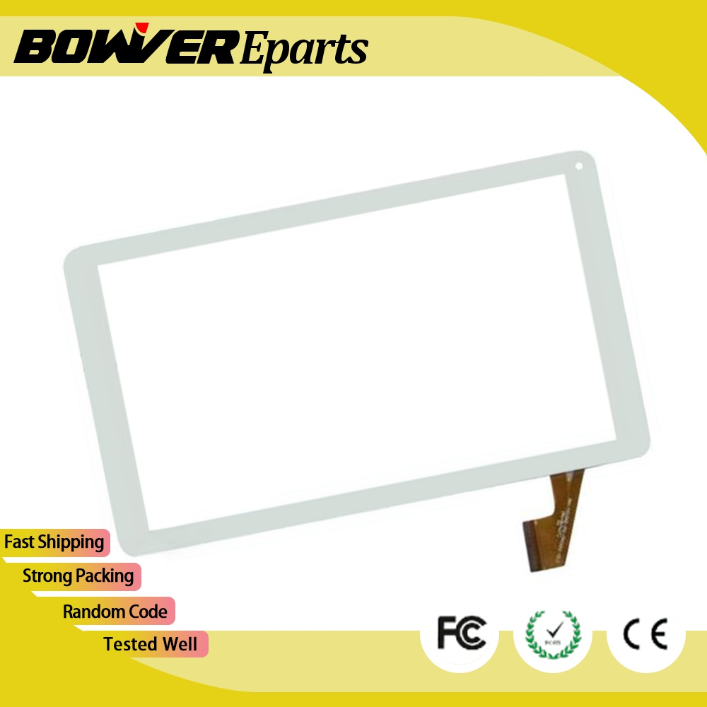 A+ DH-1012A2-PG-FPC062-V5.0 10.1inch whiteTouch screen touch Panel Digitizer Glass for MID