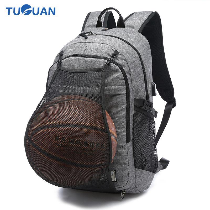 Купить с кэшбэком Tuguan Men Laptop Fashion Backpack Bag College Student School Backpacks Designer Brands Teenagers Casual Travel Daypack Bags