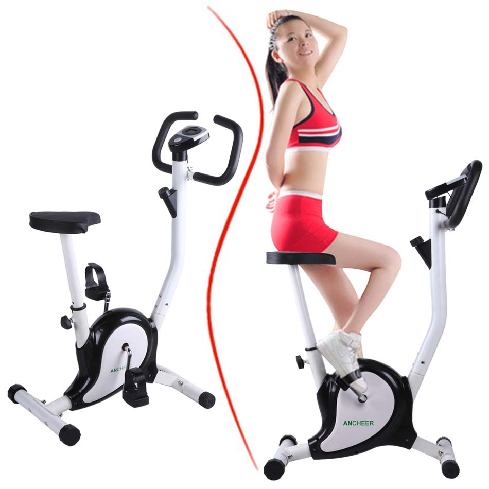 Elifine exercise bike for men women s leg magic indoor fitness cheap household electric bike for