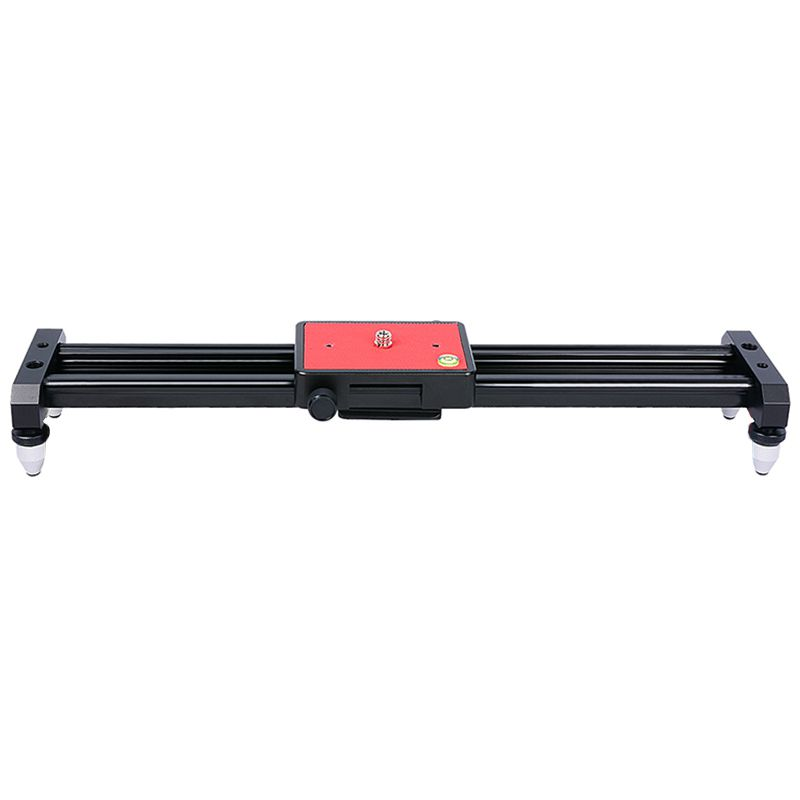 Ulanzi 40cm/15inch Phone Video Slider Dolly, Portable Compact Track Travel Slider Rail System Stabilizer For IPhone Samsung DS