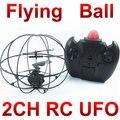 2CH giroscópio RC Mini Helicóptero aviões de controle Remoto UFO bola voar 777-310 NSWB