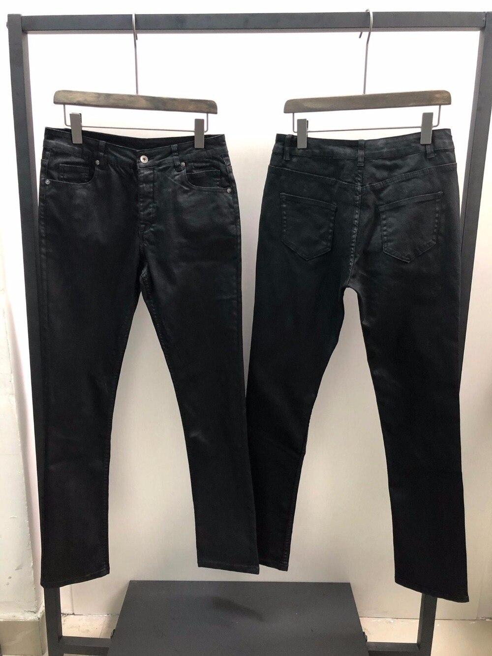Джинсы Owen Seak мужские, летние, прямые, из 100% хлопка, с покрытием, размер XL