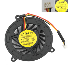 New Laptop CPU Cooling FAN for ASUS A8 3 Pin P/N KFB0505HHA UDQF2ZR04FAS Repair Cooler Notebook Laptop Fans стоимость