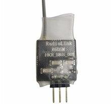 Radiolink R6DSM 2 4G 10 channels Receiver DSSS FHSS Spread Spectrum for Radiolink Transmitters AT9 AT9S
