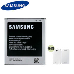 Original Samsung S4 Battery B600BE With NFC for Galaxy S4 i9500 i9505 i337 i545 i9295 e330s 2600mAh Replacement Spare Battery