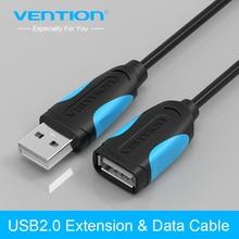 Конвенция USB 2.0 Удлинитель синхронизации Данных Зарядный Кабель USB 2.0 Дополнительно кабель для пк и Женщин Для Мобильного Телефона Монитор Кард-ридер