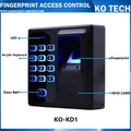 Hot Sale Fingerprnt leitor biométrico de impressão digital fechadura da porta de Controle de Acesso PORTA LEITOR DE CARTÃO RFID CONTROLE de ACESSO FRETE GRÁTIS