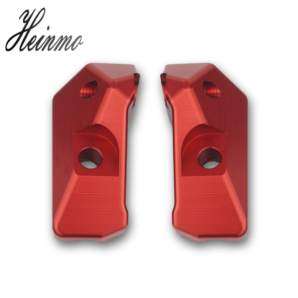 New CNC Aluminum Motorbike CNC Rear Axle Spindle Chain Adjuster Blocks Protector For Yamaha YZF R3 YZF R25 MT 03 MT 25