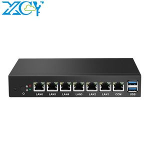 xcy Mini PC Dual Core 6 Ethern