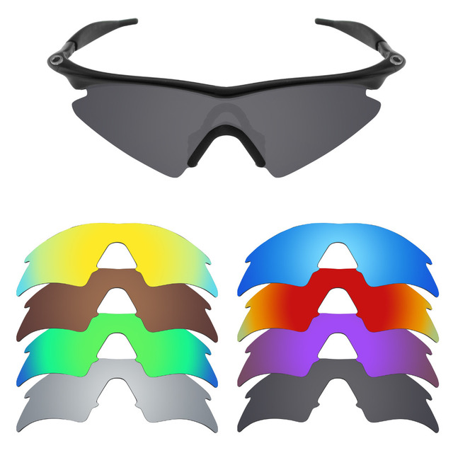 f0462abf348 Mryok Polarized Replacement Lenses for Oakley M Frame Sweep Sunglasses  Lenses(Lens Only) - Multiple Choices
