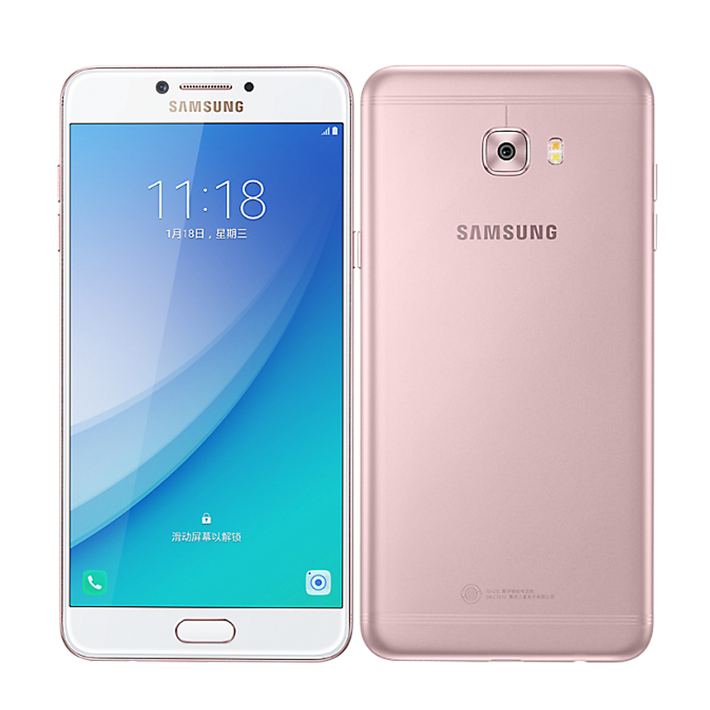 2017 new original samsung galaxy c7 pro smartphone 4g ram 64g rom octa core dual sim 5 7 3300mah. Black Bedroom Furniture Sets. Home Design Ideas
