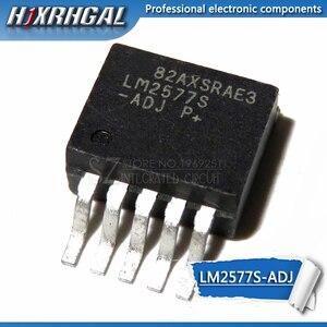 5 шт. LM2577S-ADJ LM2575HVS-5. 0 LM2596S-5. 0 LM2596S-ADJ LM2576S-5. 0 LM2576S-ADJ-263 Новый и оригинальный HJXRHGAL