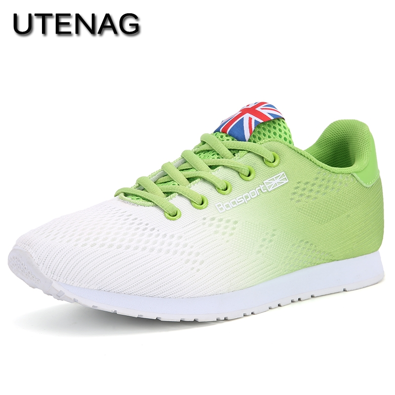 Summer Woman Lace Up Flats BottomBreathable Cool Comfortable Casual Shoes Fashion Mesh Lightweight Soft Sneakers Hot Sale