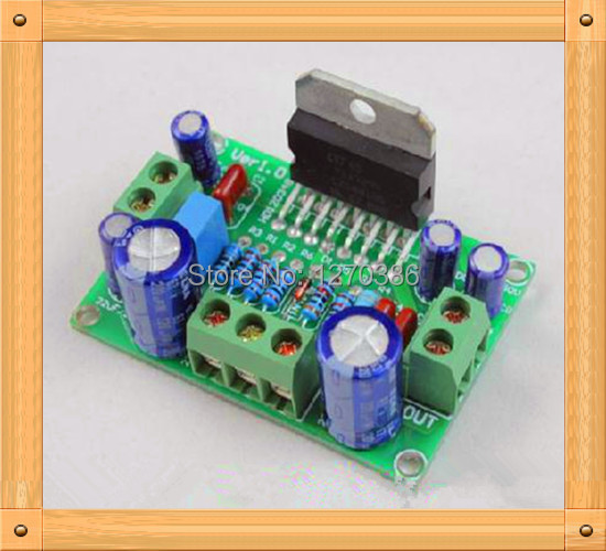Free Shipping!!! TDA7293 100W mono amplifier board / audiophile grade amplifier board (spare parts)