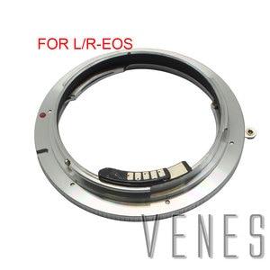 Image 1 - Адаптер для объектива Leica R для зеркальной камеры Canon (D) 4000D/2000D/6D II/200D/77D/5D IV/1300D/80D/1DX II
