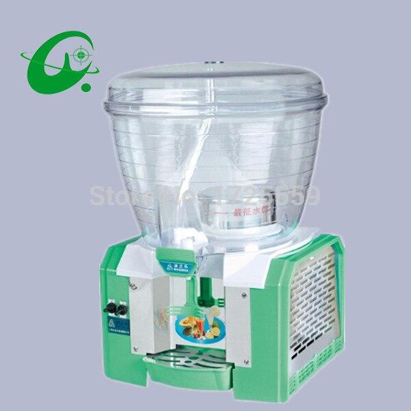 где купить 30L Commercial Cold drink machine Single refrigeration hot and cold drinks machines juice dispenser juice/tea machine по лучшей цене
