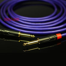 Audio cable KGR noise reduction electric guitar cable audio cable speaker bass box shielding noise reduction line(China)