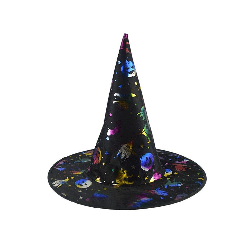 1 Stück Erwachsene Frauen Kürbis Hexe Hut Für Halloween Party Dekoration Kostüm Zubehör Caps 9,14 Ungleiche Leistung