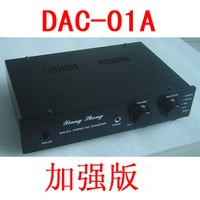 Latest Generation DAC 01 6N3 Tube AK4490 DAC USB Optical Fiber Coaxial Audio Decoder Headphone Amp