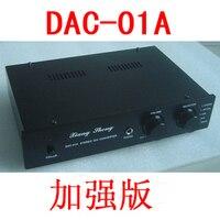Latest Generation DAC 01 6N3 Tube AK4490 DAC USB Optical Fiber Coaxial Audio Decoder Headphone Amp