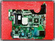 506069-001 for hp dv5-1000 Entertainment Notebook DV5 DV5-1000 laptop motherboard for AMD ATI 216-0707011 Model Free Shipping!!
