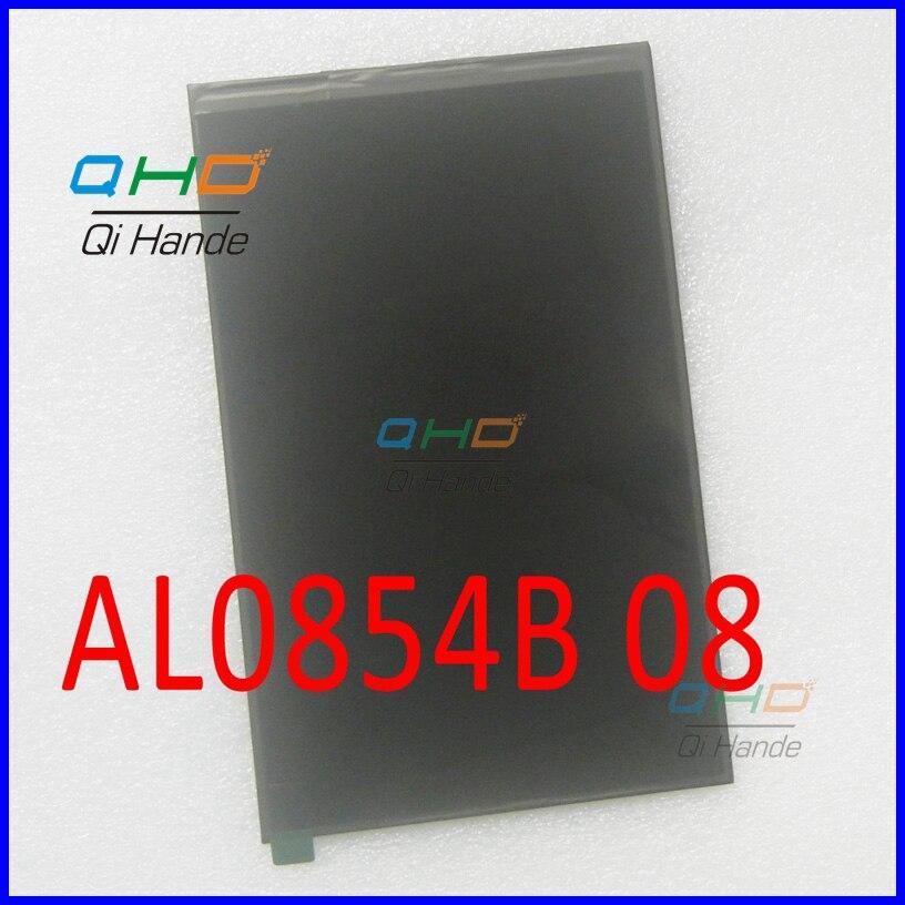 New 8 inch LCD Display screen Panel AL0854B 08 24 pin Tablet PC LCD AL0854B SL008PN21D0854 A00 SL008PN21D0854