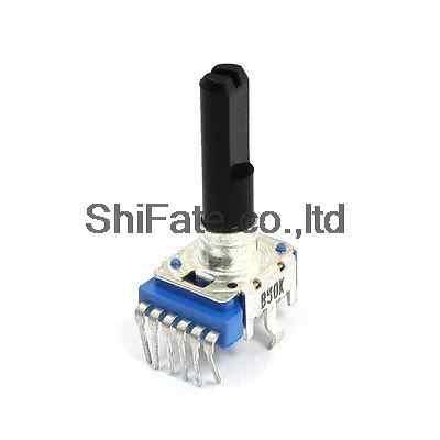 Stereo 50K Ohm Single Linear Volume Control Pot