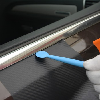 EHDIS Magnetic Car Film Edge Wrapping Tool Vinyl Car Wrap Carbon Folie Squeegee Magnet Scraper Auto Window Tint Multi Hand Tool image