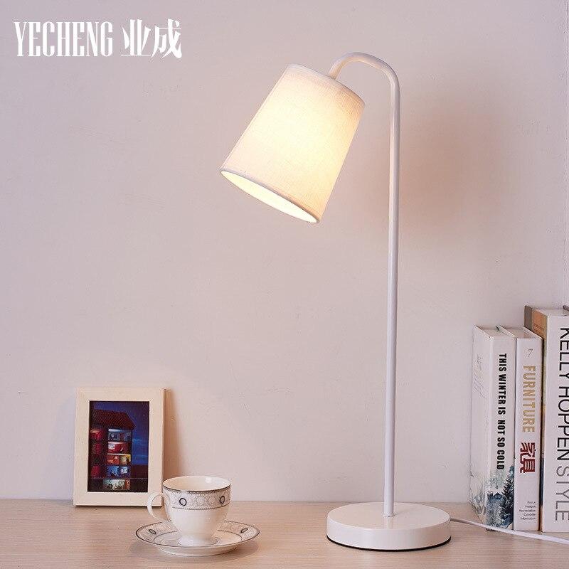 Lampe de Table Vintage lampe de mesalampères Vintage lampes de Table en corde lampes de chambre à coucher LED