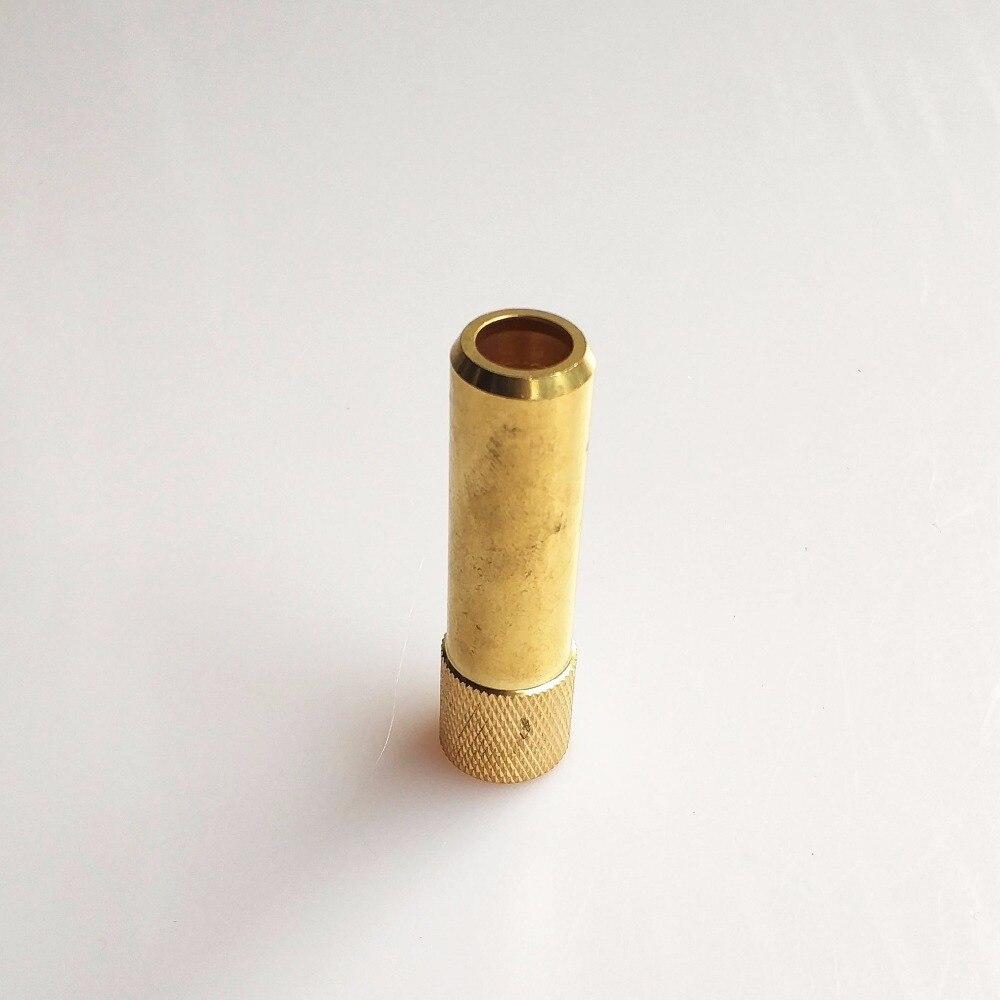Gas Schweißen Taschenlampe Mapp HVAC Sanitär Selbst Zündung Turbo Propan Löten Zubehör Taschenlampe Kopf Düse Spitze